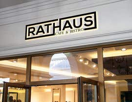 Anishur18 tarafından Rathaus-Café & Bistro için no 589
