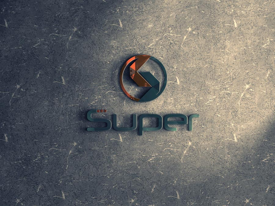 Konkurrenceindlæg #103 for Design a Logo for Super