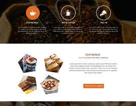 #2 para Create two Wordpress Templates for a Coffee Startup por webidea12