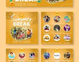 #12 pentru Summer Break flyer de către Saiyadavsy