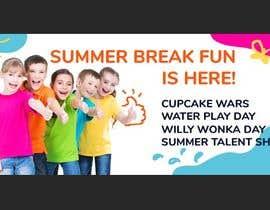 #15 pentru Summer Break flyer de către Svetlana77106