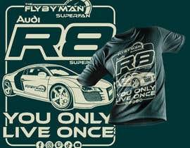 #233 untuk I need a t-shirt design for cars fans oleh Maxbah