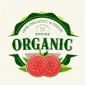 #7 untuk Create a packaging design and label for fruit company oleh RainMQ