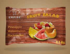 #3 para Create a packaging design and label for fruit company por zelihowskimichel