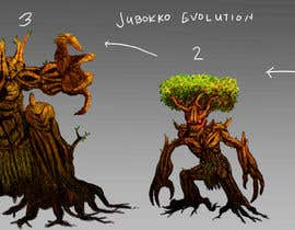 #92 для I need to create design of monsters от jasongcorre