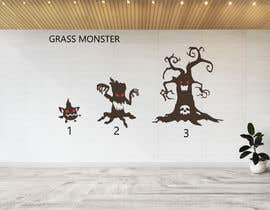 #27 для I need to create design of monsters от hasib3509