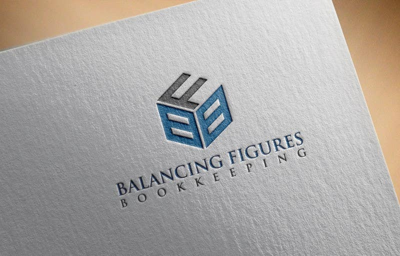 Konkurrenceindlæg #10 for Develop a Corporate Identity for Balancing Figured Bookkeeping