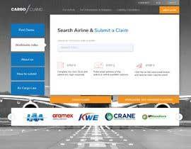 Nro 42 kilpailuun Redesign of index page website and code käyttäjältä SAUHBA