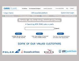 Nro 57 kilpailuun Redesign of index page website and code käyttäjältä azharart95