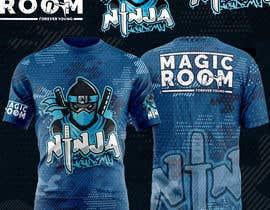 #150 for Ninja Academy T-shirt contest af Emranhossain388
