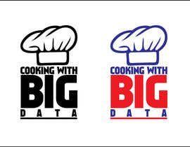 #77 para Design a new website logo - Cooking with Big Data por supunchinthaka07