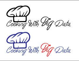 #86 para Design a new website logo - Cooking with Big Data por supunchinthaka07