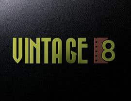 #208 for Logo for Vintage8.ca by sajalyo3