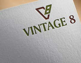 #294 for Logo for Vintage8.ca by happyrani2121