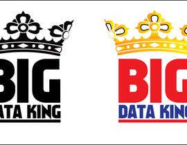 #77 untuk Website and Trade Stand Logo Design - Big Data King oleh supunchinthaka07