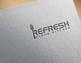 nº 1084 pour Choose a business name and logo for a Cloud Kitchen par SabbirAhmad42