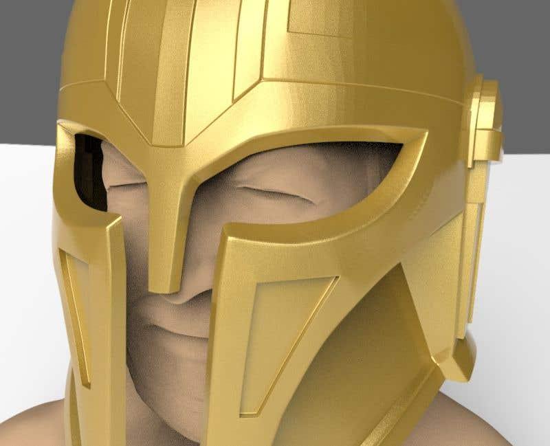 Kilpailutyö #                                        36                                      kilpailussa                                         3D modeler for 3D printing