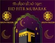 Bài tham dự #106 về Graphic Design cho cuộc thi Ramadan, Eid al-Fitr, and Eid al-Adha cards