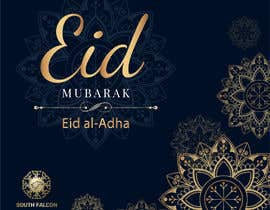 Nro 62 kilpailuun Ramadan, Eid al-Fitr, and Eid al-Adha cards käyttäjältä tipujahid2277