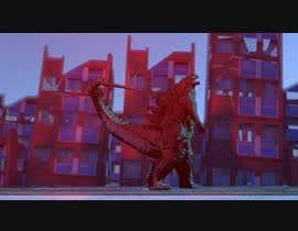 #9 para GODZILLA DIARRHEA ANIMATION (repost, send old animations here!) por Jozzz