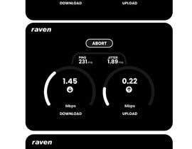 #13 for UI Design for Speed Test page af Novianto09