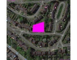 nº 8 pour DWG : Site plan with detailled context drawing (28.000m²) par royce1101