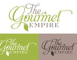 #6 para Develop a Corporate Identity for The Gourmet Empire por vladspataroiu