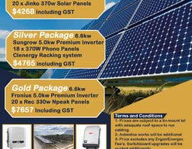 #75 for Solar Advertisement by alhodairyp