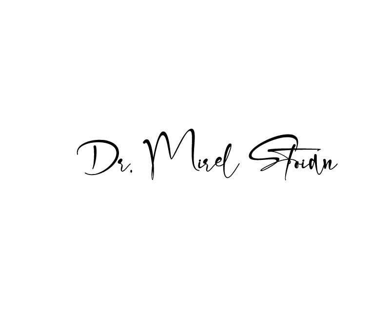 Kilpailutyö #                                        212                                      kilpailussa                                         Dr. Mirel Stoian signature
