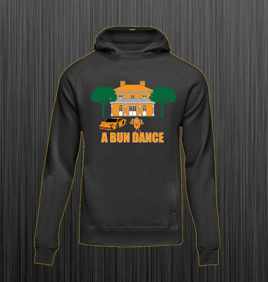 Bài tham dự cuộc thi #                                        47                                      cho                                         A Bun Dance Graphic Design T-Shirt