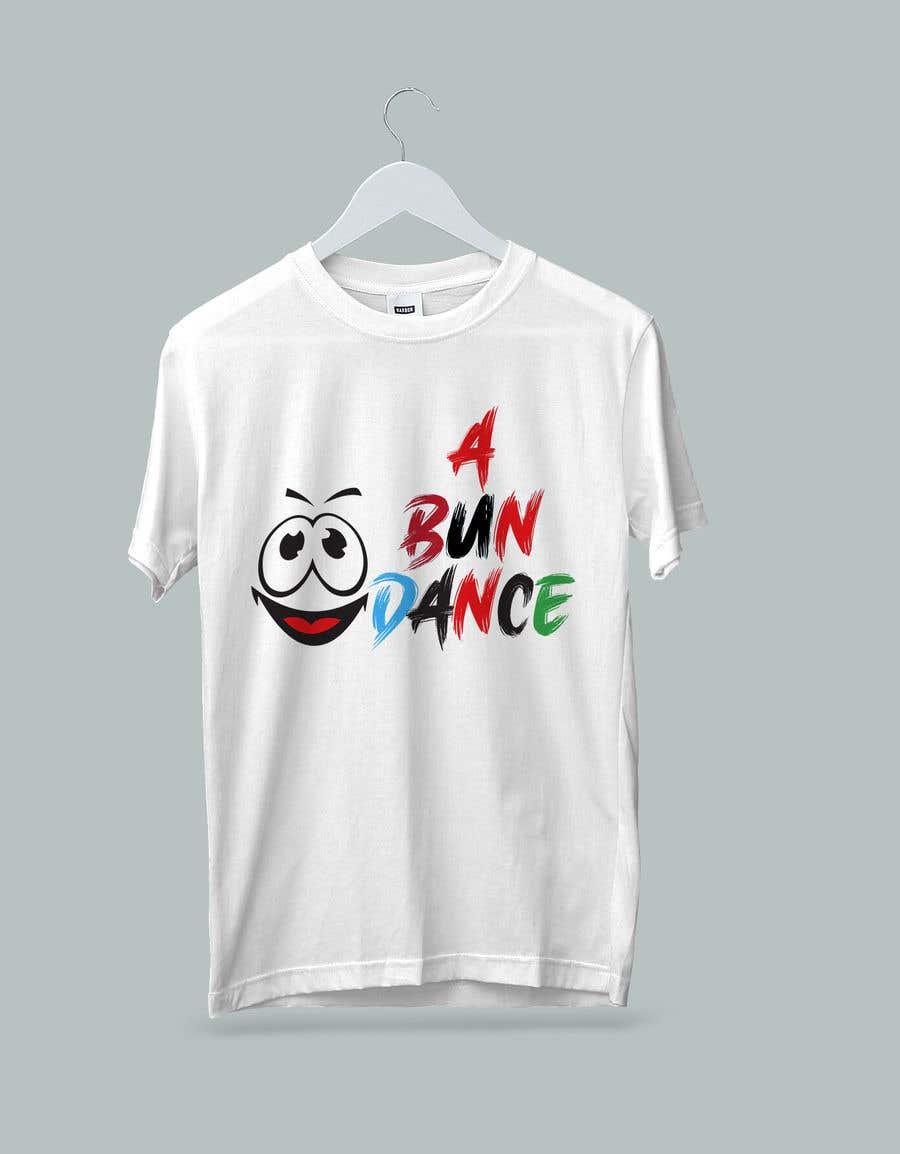 Bài tham dự cuộc thi #                                        39                                      cho                                         A Bun Dance Graphic Design T-Shirt