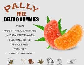 #124 untuk Free D8 Gummy Banner Ad oleh malekhossain1000