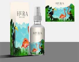 #10 para Etiqueta y caja para un producto de Skin Care -- 2 de franklugo