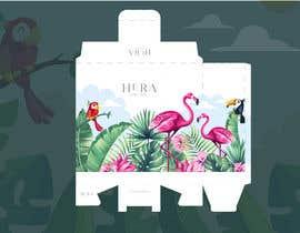 #35 para Etiqueta y caja para un producto de Skin Care -- 2 de udayruet