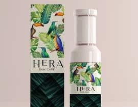 #32 para Etiqueta y caja para un producto de Skin Care -- 2 de AlbinaNova