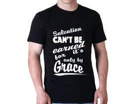 anhchi307 tarafından Design a T-Shirt for Salvation grace için no 8