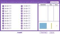 Graphic Design Kilpailutyö #3 kilpailuun Contest - Redesign 1 page Math Sheet