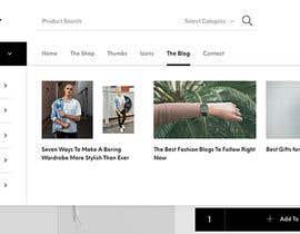 #7 for casper.com mega menu af smahad6600