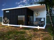 Proposition n° 47 du concours 3D Rendering pour Design garage and shed into living space
