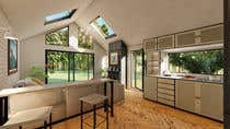 Proposition n° 48 du concours 3D Rendering pour Design garage and shed into living space