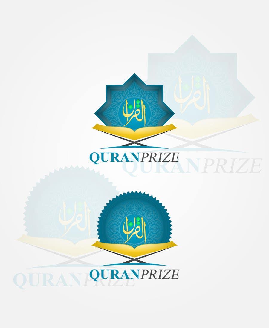 Konkurrenceindlæg #                                        34                                      for                                         Design an Arabic Logo for  QURAN PRIZE