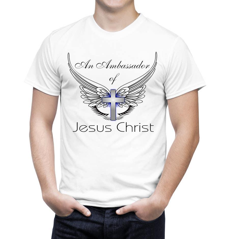 Inscrição nº 76 do Concurso para Design a T-Shirt for an Ambassador