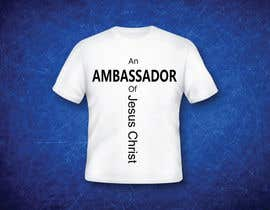 #64 para Design a T-Shirt for an Ambassador por DesignTechBD