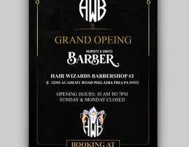 #19 for Grand Opening Barbershop af alakram420