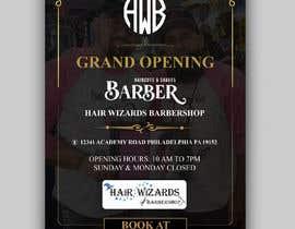 #23 for Grand Opening Barbershop af alakram420