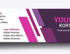 #5 for I need profissional banner for my cover photo in freelancer website by UmmeHabibaAsha17