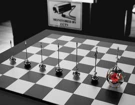 #69 cho Design 7 chess pieces, 3d print ready models. bởi RaoufMebarkia