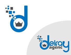 #108 for Design a logo for delreyagency.com af georgeecstazy