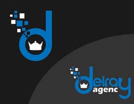 #109 for Design a logo for delreyagency.com af georgeecstazy