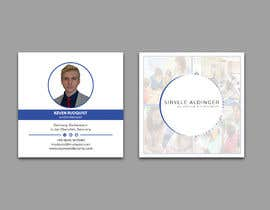 #434 for Business Cards by Rubel218